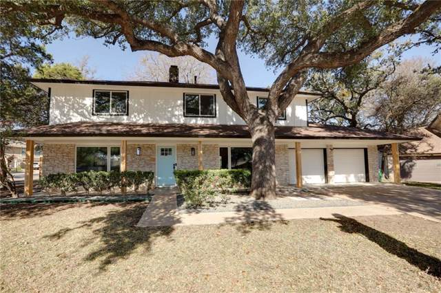 2106 Malvern Hill Dr, Austin, TX 78745 (#9867562) :: Realty Executives - Town & Country