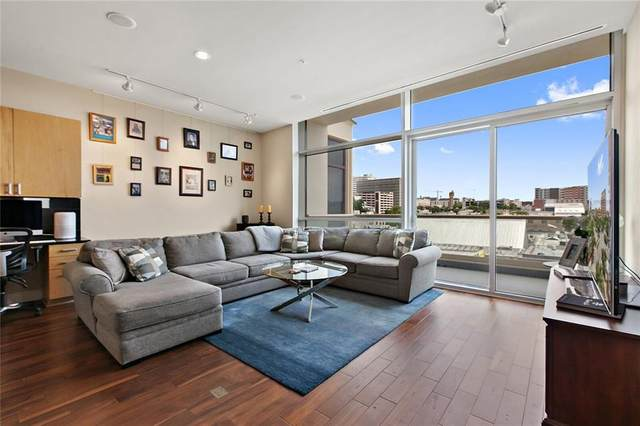 555 E 5th St #513, Austin, TX 78701 (#9868579) :: Papasan Real Estate Team @ Keller Williams Realty