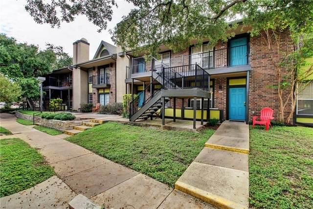 7685 Northcross Dr #601, Austin, TX 78757 (#9871237) :: Papasan Real Estate Team @ Keller Williams Realty