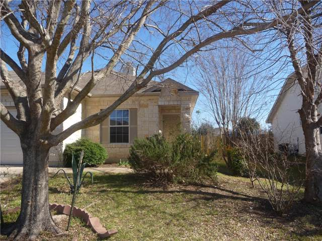 300 Wiley St, Hutto, TX 78634 (#9874721) :: The Summers Group