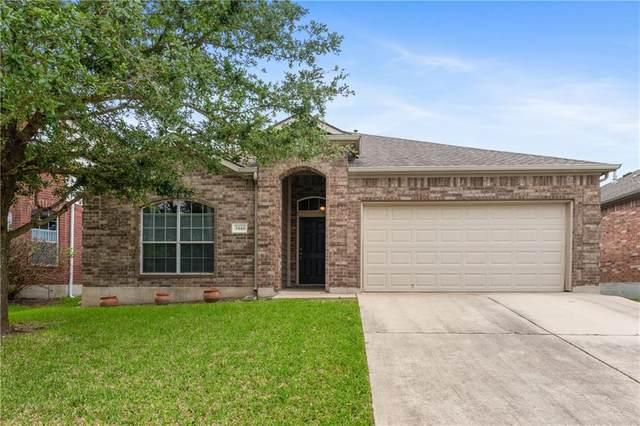 3444 Shiraz Loop, Round Rock, TX 78665 (#9877804) :: Ben Kinney Real Estate Team