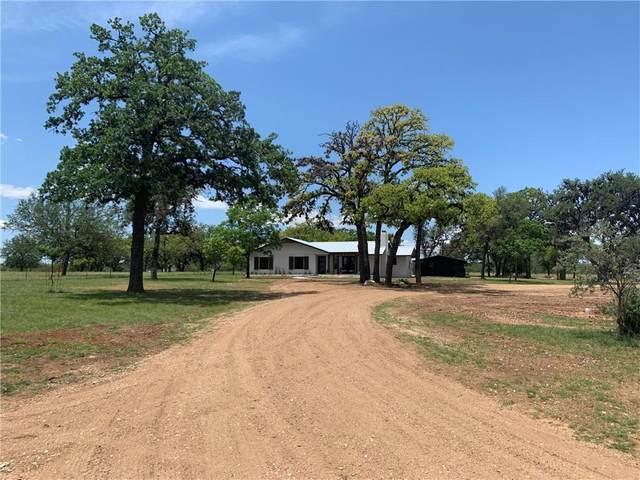 1034 S Eagle St, Fredericksburg, TX 78624 (#9877885) :: Ben Kinney Real Estate Team
