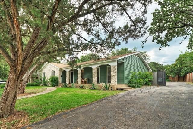 6206 Highland Hills Dr, Austin, TX 78731 (#9877974) :: Umlauf Properties Group
