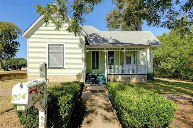 109 E 8th St, Taylor, TX 76574 (#9878021) :: Realty Executives - Town & Country