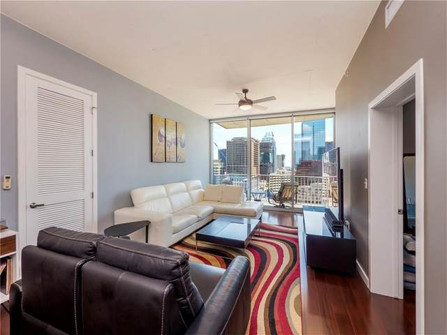 360 Nueces St #1511, Austin, TX 78701 (MLS #9878091) :: Vista Real Estate