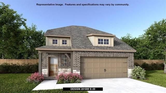 232 Rosebush Dr, Liberty Hill, TX 78642 (#9878127) :: First Texas Brokerage Company