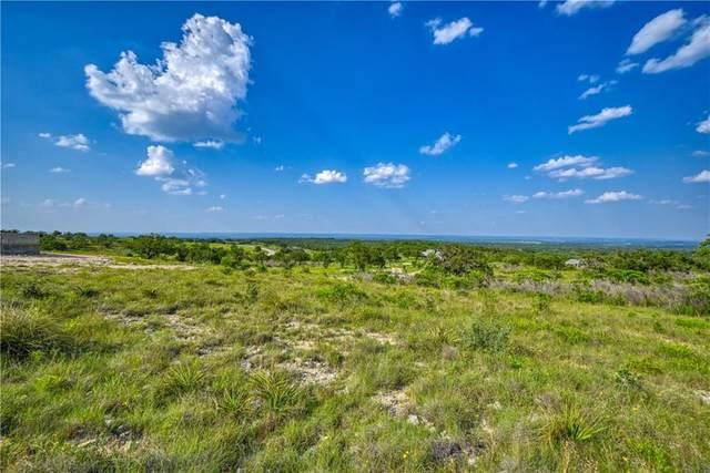 Lot 84 Bosque Trl, Marble Falls, TX 78654 (#9878357) :: Zina & Co. Real Estate
