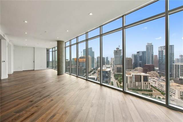 501 West Ave #2501, Austin, TX 78701 (#9878594) :: Realty Executives - Town & Country