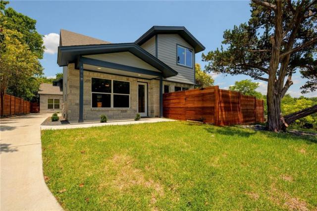 406 Post Road Dr #1, Austin, TX 78704 (#9881125) :: Watters International