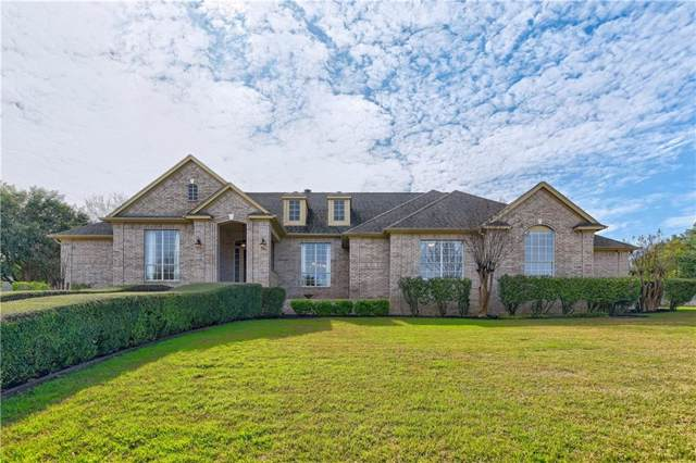 8 Wilderness Way N, Round Rock, TX 78664 (#9882242) :: The Perry Henderson Group at Berkshire Hathaway Texas Realty