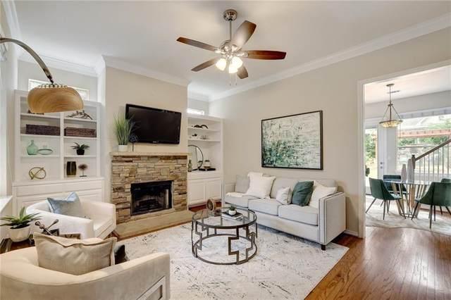 2213 Wilson St, Austin, TX 78704 (#9882333) :: Zina & Co. Real Estate
