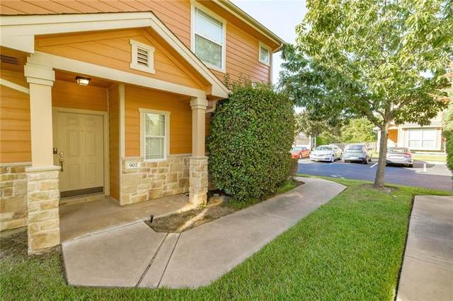 1481 E Old Settlers Blvd #902, Round Rock, TX 78664 (#9888061) :: Front Real Estate Co.