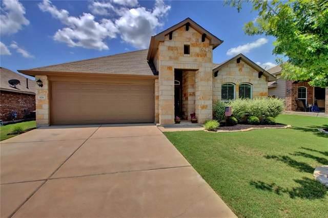 104 Bastian Ln, Georgetown, TX 78626 (#9889126) :: All City Real Estate