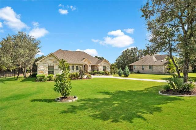 135 Quarry Lake Estates Dr, Liberty Hill, TX 78642 (#9891500) :: The Perry Henderson Group at Berkshire Hathaway Texas Realty