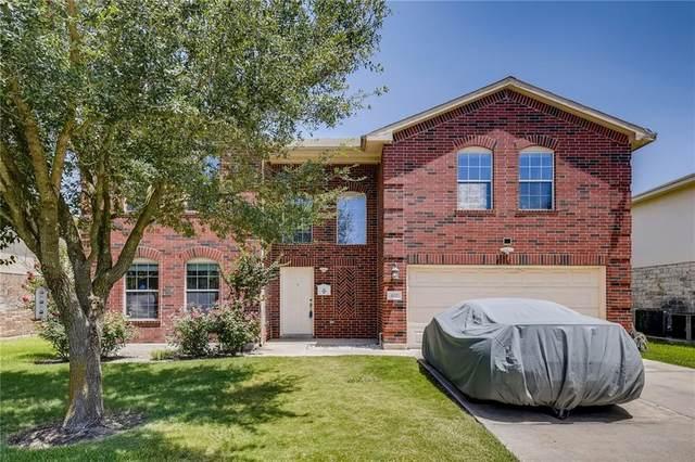 402 Blackman Trl, Hutto, TX 78634 (#9895127) :: The Myles Group | Austin