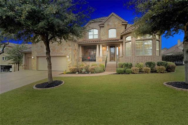 4400 Adirondack Summit Dr, Austin, TX 78738 (#9895385) :: The Perry Henderson Group at Berkshire Hathaway Texas Realty