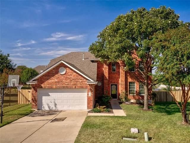 15708 Pasatiempo Ct, Austin, TX 78717 (#9895865) :: Papasan Real Estate Team @ Keller Williams Realty