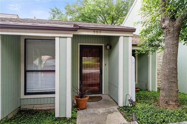 500 Hesters Crossing Rd #207, Round Rock, TX 78681 (#9900095) :: Resident Realty