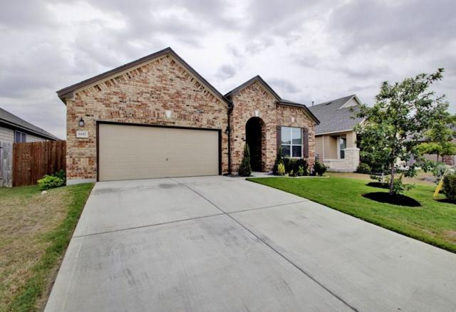 6117 Mantalcino Dr, Round Rock, TX 78665 (#9900383) :: The ZinaSells Group
