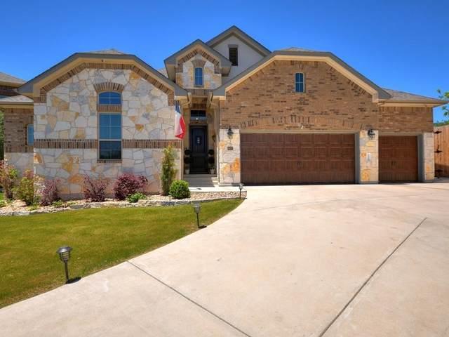 2304 Vaquero Cv, Cedar Park, TX 78641 (#9902444) :: The Myles Group | Austin