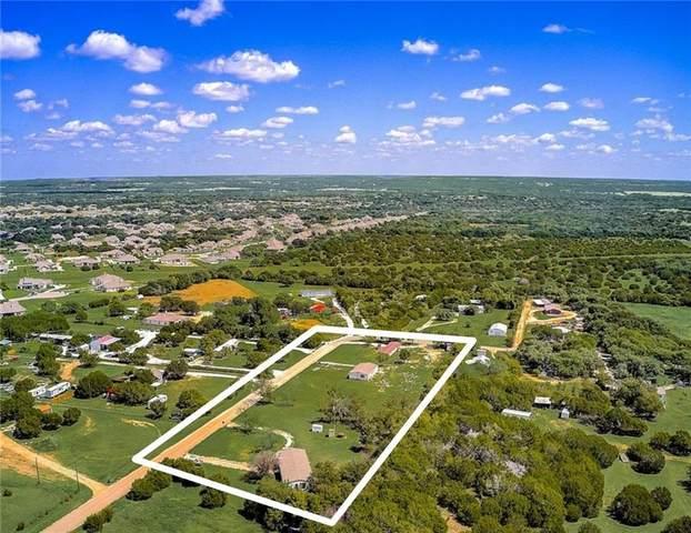300 Phillip Ln, Liberty Hill, TX 78642 (#9902810) :: Sunburst Realty