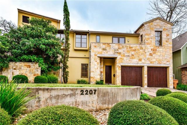 2207 Forest Trl, Austin, TX 78703 (#9905295) :: The Perry Henderson Group at Berkshire Hathaway Texas Realty