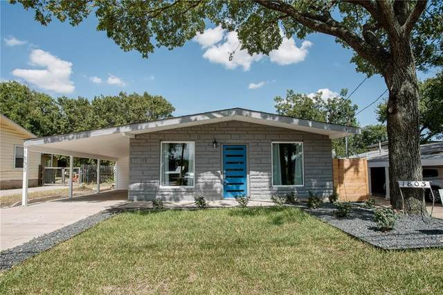 1803 Deloney St #1, Austin, TX 78721 (#9905386) :: The Perry Henderson Group at Berkshire Hathaway Texas Realty