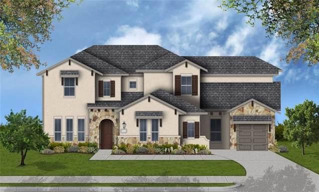 6917 Sunset Ridge Way, Jonestown, TX 78645 (#9907511) :: Douglas Residential