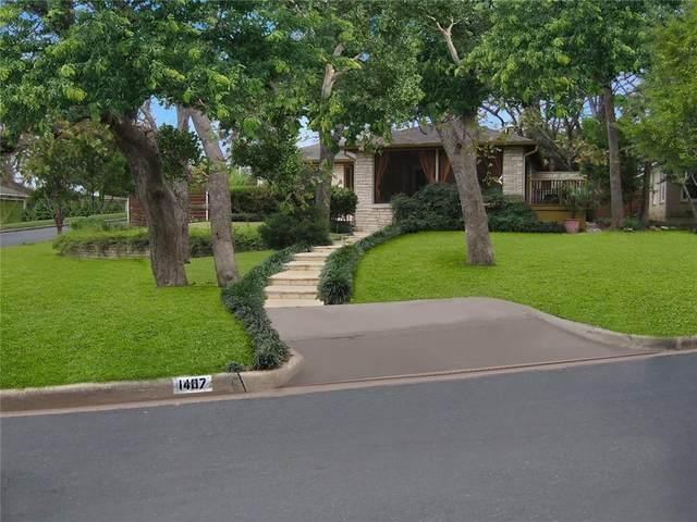 1407 Wilshire Blvd, Austin, TX 78722 (#9907986) :: Papasan Real Estate Team @ Keller Williams Realty