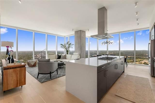 301 West Ave #4607, Austin, TX 78701 (#9909349) :: Papasan Real Estate Team @ Keller Williams Realty