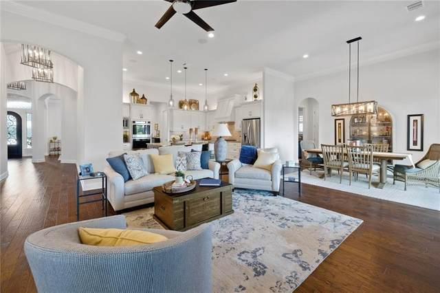 1812 Vercellina Vw, Leander, TX 78641 (#9909893) :: Papasan Real Estate Team @ Keller Williams Realty