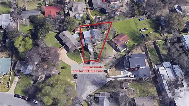900 Garden Villa Ct, Austin, TX 78704 (#9910444) :: Douglas Residential