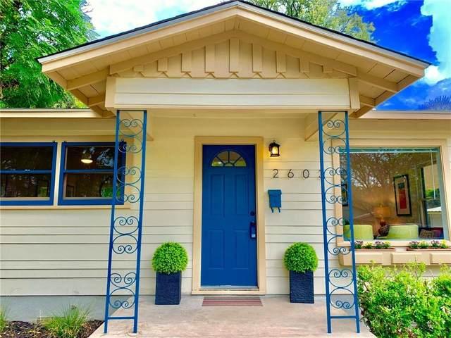 2603 Oaklawn Ave, Austin, TX 78722 (#9913834) :: Sunburst Realty