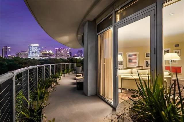 901 W 9th St #305, Austin, TX 78703 (#9915675) :: Papasan Real Estate Team @ Keller Williams Realty