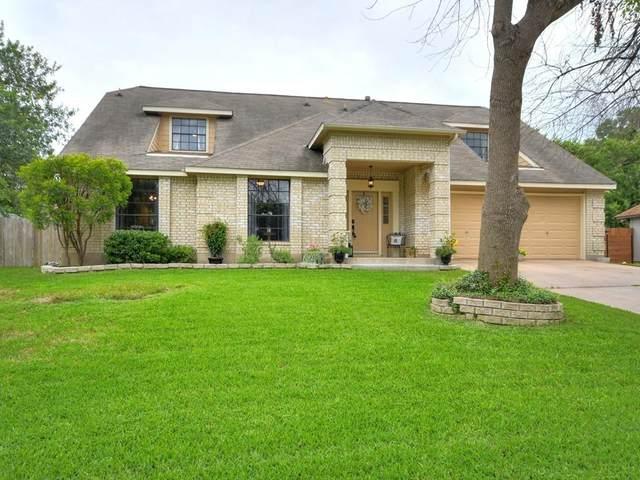 13119 Broughton Way, Austin, TX 78727 (MLS #9920106) :: Brautigan Realty