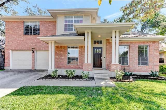 3907 John Simpson Trl, Austin, TX 78732 (#9921068) :: Papasan Real Estate Team @ Keller Williams Realty
