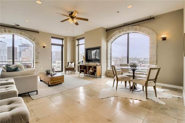 507 Sabine St #1001, Austin, TX 78701 (#9921220) :: The Summers Group