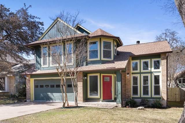 13143 New Boston Bnd, Austin, TX 78729 (#9922893) :: Front Real Estate Co.