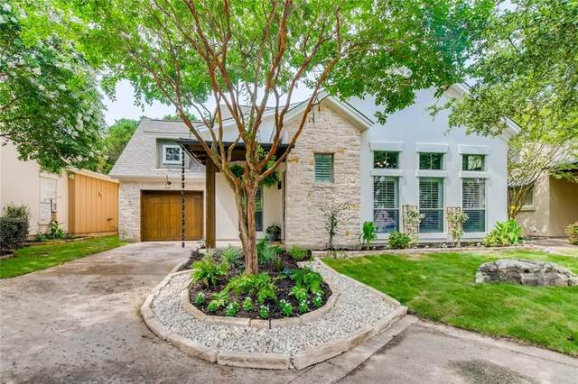 6201 River Place #11, Austin, TX 78730 (#9924445) :: Lancashire Group at Keller Williams Realty