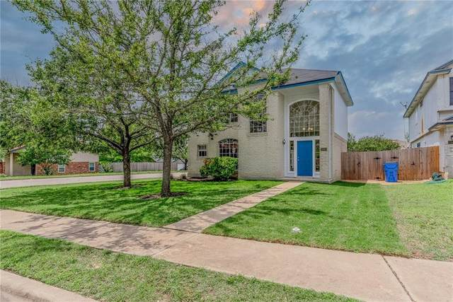 1001 Manish Ct, Pflugerville, TX 78660 (#9924532) :: Papasan Real Estate Team @ Keller Williams Realty