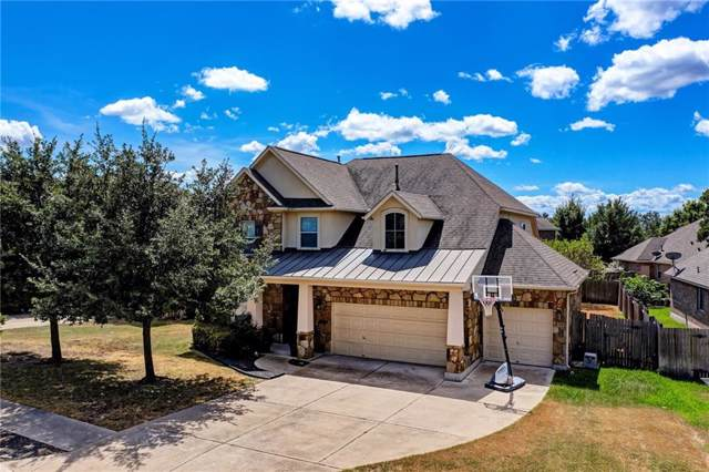 415 Madisons Way, Cedar Park, TX 78613 (#9925713) :: The Perry Henderson Group at Berkshire Hathaway Texas Realty