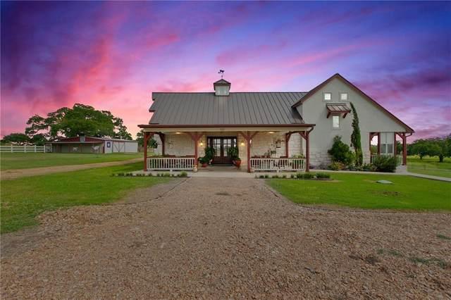 806 River Bend Rd, Smithville, TX 78957 (#9926588) :: Papasan Real Estate Team @ Keller Williams Realty