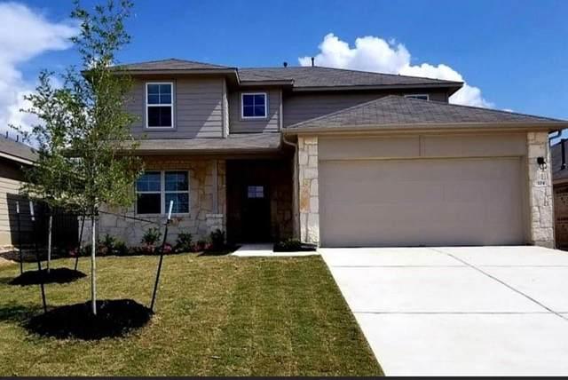 112 Acadia Cv, Hutto, TX 78634 (#9926618) :: Papasan Real Estate Team @ Keller Williams Realty