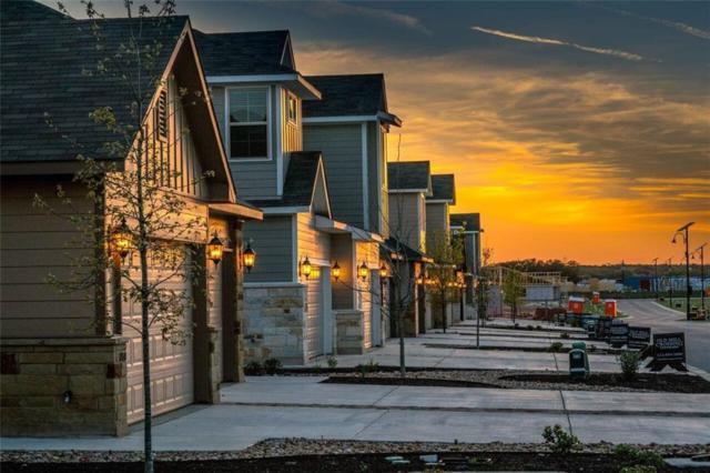 411 High Tech Dr 9C, Georgetown, TX 78626 (#9926974) :: The Perry Henderson Group at Berkshire Hathaway Texas Realty