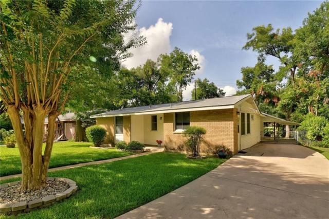 1411 Westmoor Dr, Austin, TX 78723 (#9929803) :: The Gregory Group
