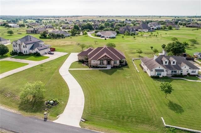 136 Tonkawa Rdg, Hutto, TX 78634 (#9933264) :: Zina & Co. Real Estate