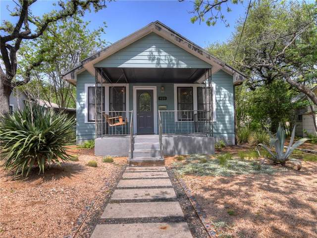 810 Columbus St, Austin, TX 78704 (#9934239) :: The Perry Henderson Group at Berkshire Hathaway Texas Realty
