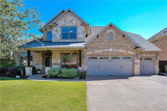 2813 Desert Candle Dr, Round Rock, TX 78681 (#9937386) :: Forte Properties