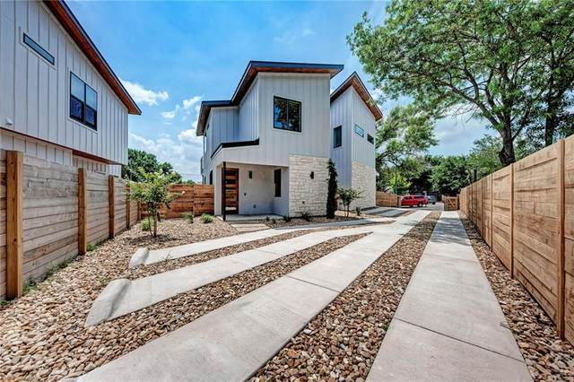 201 Tillery Sq #2, Austin, TX 78702 (#9937563) :: Papasan Real Estate Team @ Keller Williams Realty