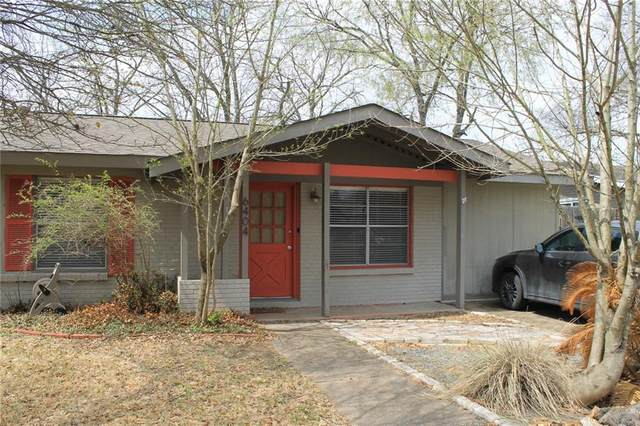 6404 Haney Dr, Austin, TX 78723 (#9937926) :: Watters International